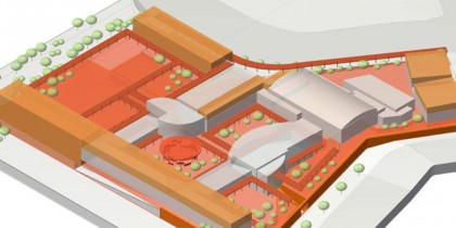 St Lukes Grammar Masterplan and Indoor Sport Facility