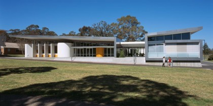 Broughton Anglican College Information Resource Centre