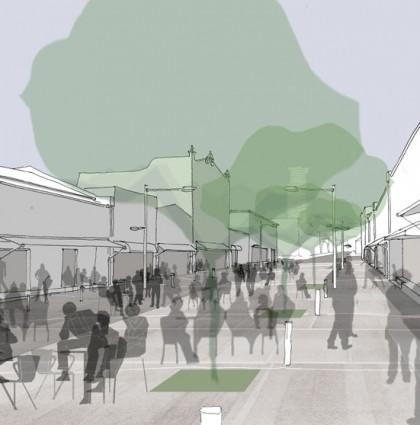Stanley Street Urban Design Study