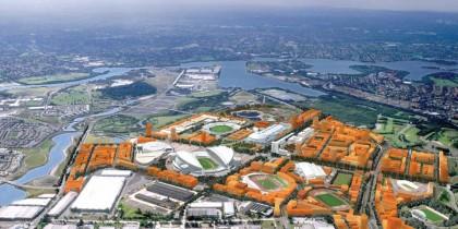 Sydney Olympic Park Vision 2025